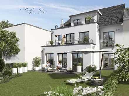 Erdgeschoss mit eigenem Garten in Bonn-Beuel (Schwarzrheindorf)! Traumlage für Eigennutzer!