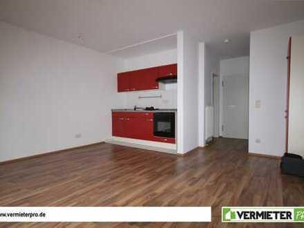 Schickes 1-Zi.-Apartment in ruhiger Lage mit Balkon und EBK