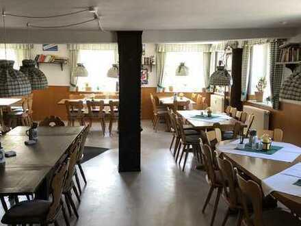 Bürgerliche Gaststätte mit Gemütlichkeitsfaktor