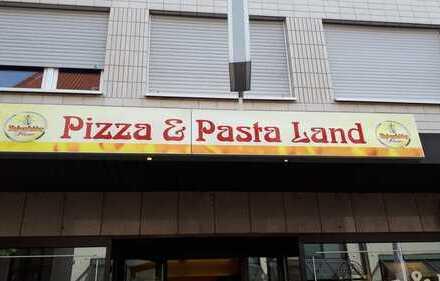 Pizzeria zu verkaufen