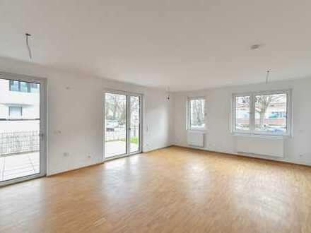 Schöne 2-Zimmerwohnung im Neubau mit Terrasse