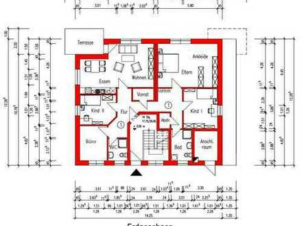 Erstbezug: ansprechende 4-Zimmer-Erdgeschosswohnung in Vechta