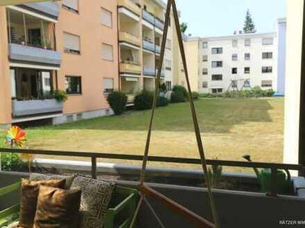 Zentral in Neumarkt! Schöne Wohnung im Hochparterre