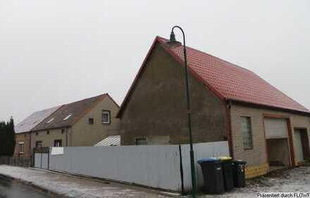 Einfamilienhaus mit Ackerland in ruhiger Lage in Hohenselchow