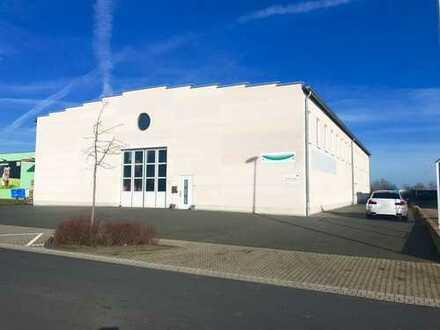Erftstadt- Lechenich, 1.300 qm Hallenfläche + Aussenfläche + Bauland + Photovoltaik Anlage