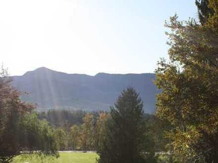 Murnau am Staffelsee - Bungalow mit ELW und Bergblick