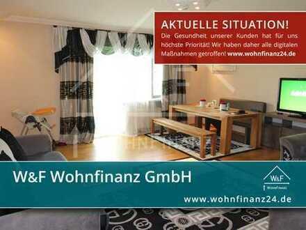 Mitten im Grünen: vermietete Wohnung mit Balkon und Stellplatz in bester Lage!