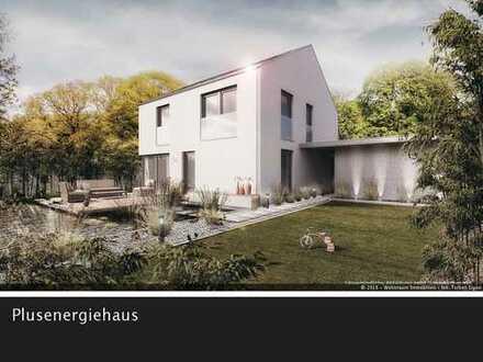 """Bauen Sie Ihr Haus der Zukunft! """"Das Plusenergiehaus"""" - direkt vom Architekten!"""