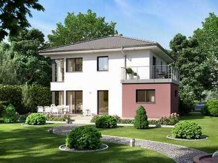 Ihr Stadtvilla von Bien Zenker als Ausbauhaus