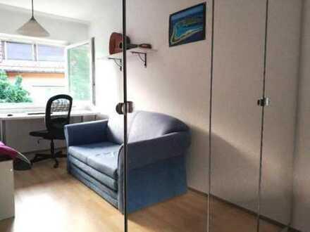 Möbeliertes 15m² WG-Zimmer direkt an der U-Bahn Haltestelle Gaisburg