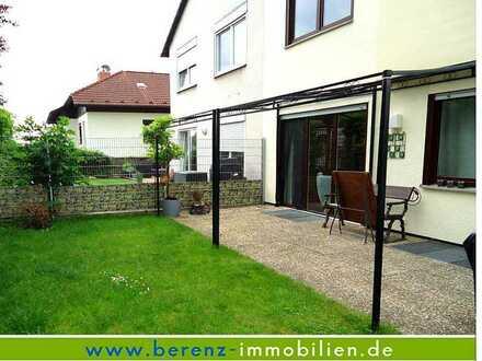 Schöne, große Doppelhaushälfte in Großsachsen - 170 qm Wfl., 6,5 Zi., 2 Bäder + Garten + Garage