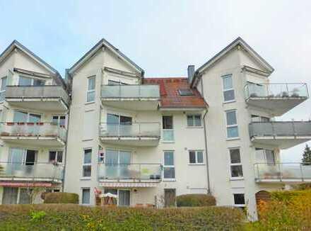 NEU: Elegante 2,5-ZI-Wohnung im 2. OG mit Balkon, LIFT und Tiefgarage