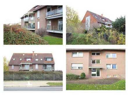 Kapitalanlage oder neues Zuhause: Gepflegte 3,5-Zi.-ETW mit Balkon in Lichtenberg