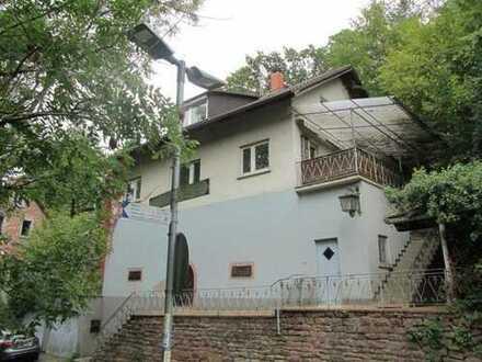 Renovierungsdürftiges 1-2-Familienhaus in zentrumsnaher Lage