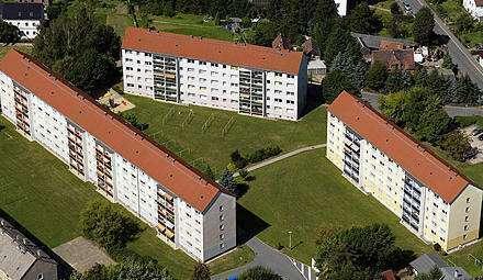 Luftaufnahme Th.-Müntzer-Str.