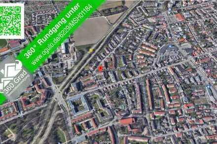 3-Zimmer-Wohnung (DG) in Augsburg-Lechhausen