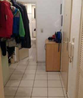 Schöne 2 Zimmer-Wohnung mit Balkon in Krefeld-Gartenstadt