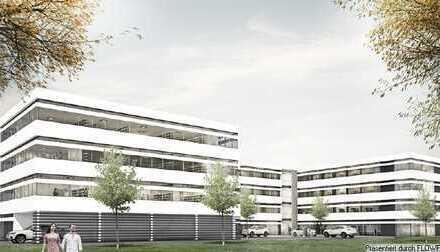 Neubau Büro-, Labor-, und Serviceflächen nähe UNI-Klinik - Ideal für start-ups!