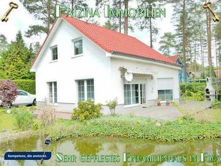 Sehr gepflegtes Einfamilienhaus in bester Lage mitten in Fichtenwalde