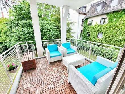 Nähe Goetheturm, 2 Zimmerwohnung, PROVISIONSFREI!!!