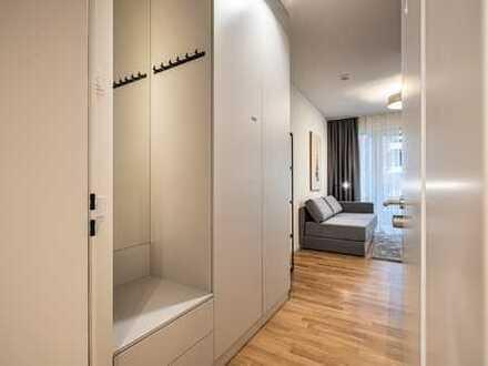 Traumhaftes Apartment mit Balkon & Pantry