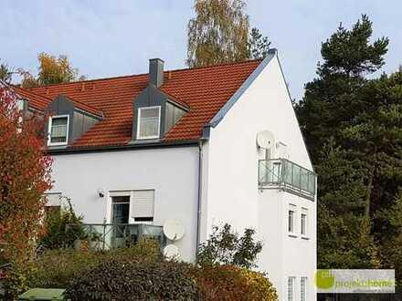 3-Zimmer Wohnung in ruhiger Lage mit Balkon und Stellplatz!