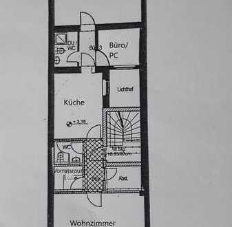 Gepflegte 3-Zimmer-Wohnung mit Balkon und EBK in Meckenheim