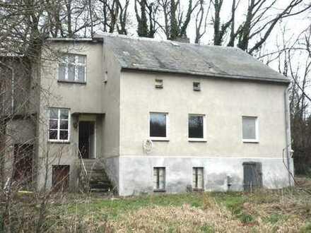 Romantisches und verträumtes Anwesen direkt am Zufluss zum Klostersee in Lehnin