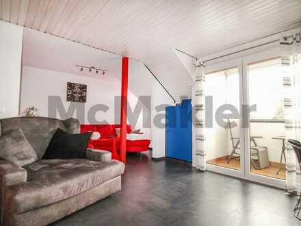 Großzügige 4-Zi.-Wohnung mit Dachloggien und TG-Stellplatz in Hochfeld - bezugsfrei ab 01.01.2022