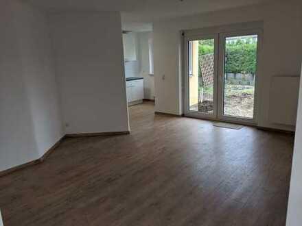 Renovierte 3-Zimmer-EG-Wohnung mit Terasse in Tannheim