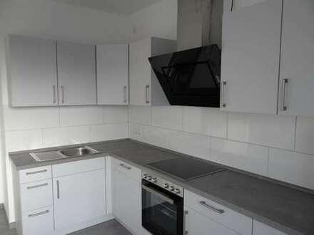 Erstbezug ! Große 2-Zimmer Wohnung mit Sonnenbalkon und neuer Einbauküche inklusive !