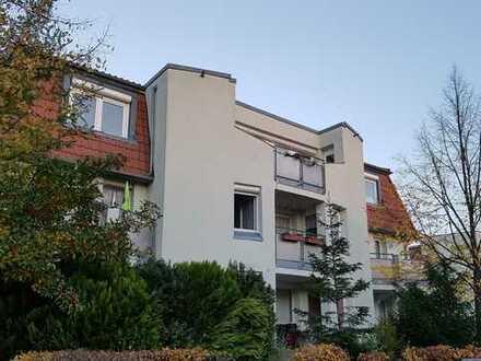 2-RW in ruhiger und grüner Lage mit Balkon
