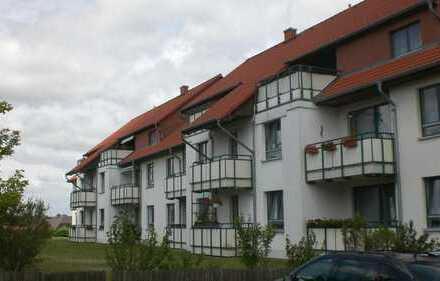 4-Raumwohnung mit Balkon in Südausrichtung