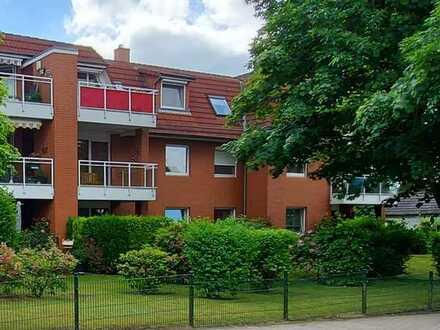 SOLLER - IMMOBILIEN Vegesack 3 Zimmer-Terrassenwohnung (vermietet) in bevorzugter Wohnlage