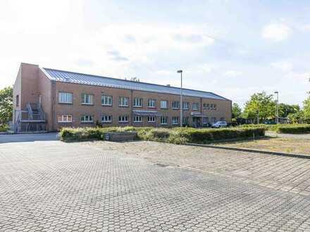 Exklusiv nutzbares Bürogebäude über 2 Etagen - Stellplätze und Lagermöglichkeiten vorhanden
