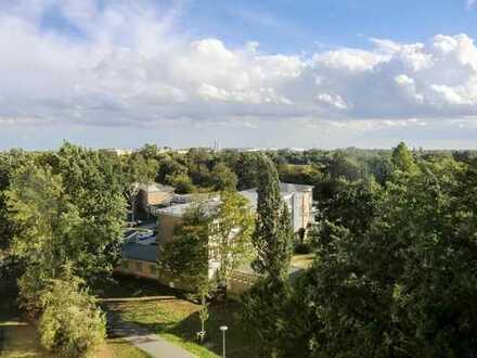 Frei ab 01.02. - Kapitalanlage oder neues Zuhause: Gepflegte 2-Zi.-ETW mit Balkon in Bremen-Vahr!