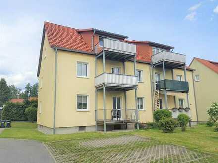 ***Schöne 2 Zimmer-Wohnung mit Balkon und Einbauküche in Neukirchen***