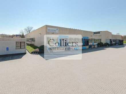 Rampenlager | ca. 4.500 m² Hallenfläche | sofort verfügbar