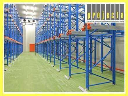 Kühllager-/ Produktionshalle * 11 Tore * IFS zert. Lebensmittellager *
