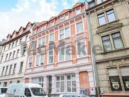Kernsaniert & modern: 1-Zi.-Apartment in zentraler Lage als mögl. Kapitalanlage in Sanierungsgebiet