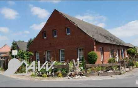 Holtland *Handwerkerhaus* mit 2 Wohnungen