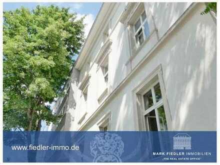 Hochherrschaftliche 3 Zimmer-Stilaltbauetage!