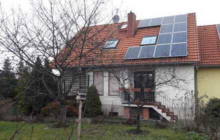 Wohnbereich eines Wohn- und Geschäftshauses in Merseburg OT Freiimfelde