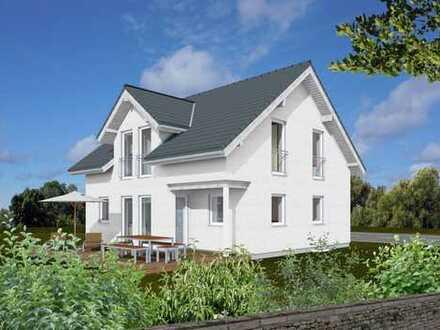 Wohnen wo andere Urlaub machen - Neubau eines schlüsselfertigen Einfamilienhauses