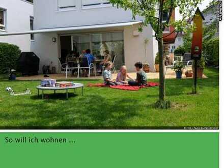 Schöne 3-Zimmer-Wohnung mit Garten