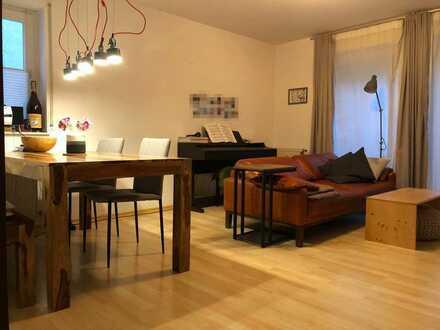 2-Zimmer-EG-Wohnung mit Terrasse und TG-Stellplatz in Stuttgart-Heslach