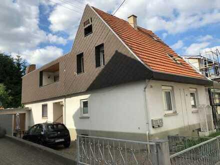 2 kleine Doppelhaushälften mit Potenzial