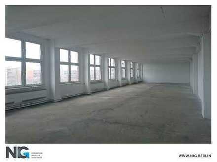 *Tempelhof* Helle und Modernisierte Atelier-, Lager- und Produktionsfläche