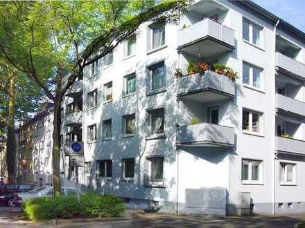 Schöne, renovierte 2-Zimmer-Wohnung