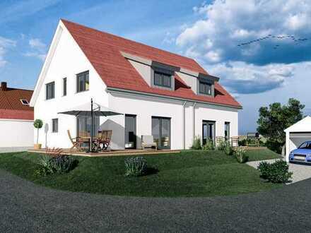 *Haus 1 bereits verkauft* Familienhaus inklusive Garage in Top-Lage.